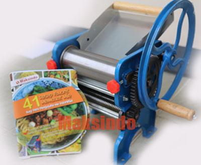 Mesin Gilingan Mie Manual untuk Membuat Mie yang Sehat