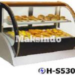 Mesin Pastry Warmer (Hot Showcase) Penyaji Roti di Tangerang
