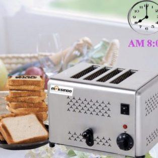 Jual Mesin Bread Toaster (Roti Bakar-D04) di Tangerang