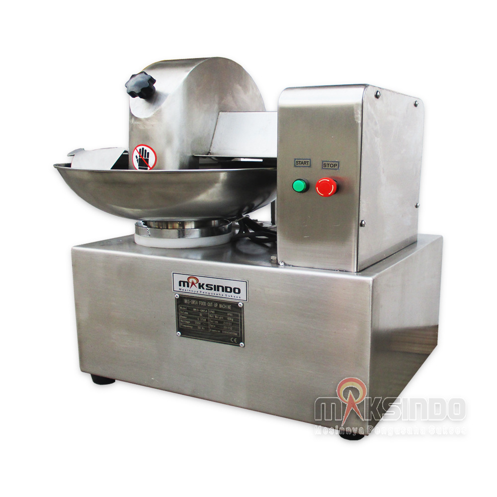 Mesin Cut Bowl Stainless Full MKS-QW5A 2