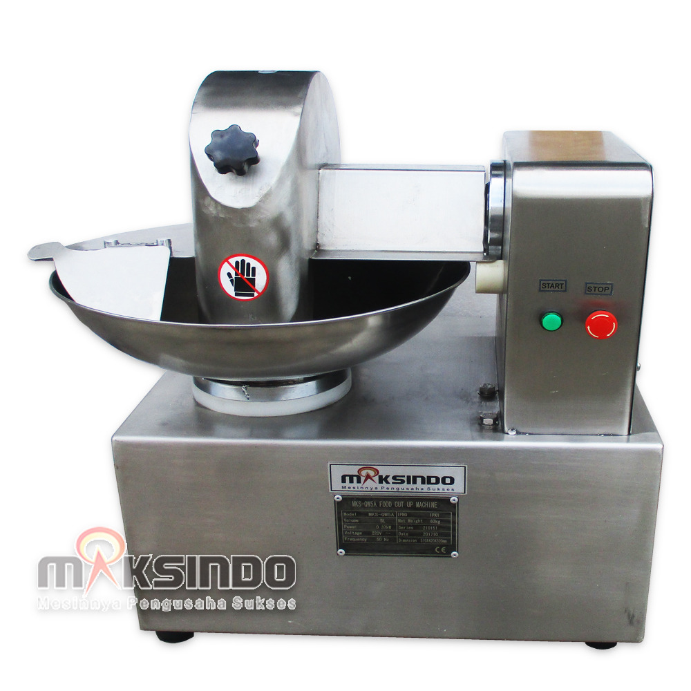 Mesin Cut Bowl Stainless Full MKS-QW5A