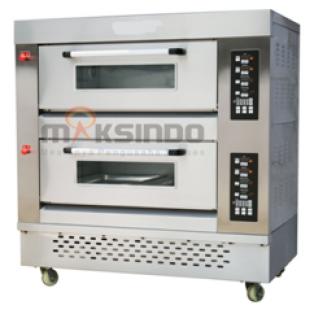 Jual Mesin Oven Pizza Gas di Tangerang