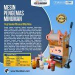 Jual Mesin Cup Sealer Manual NEW CPS-818 di Tangerang