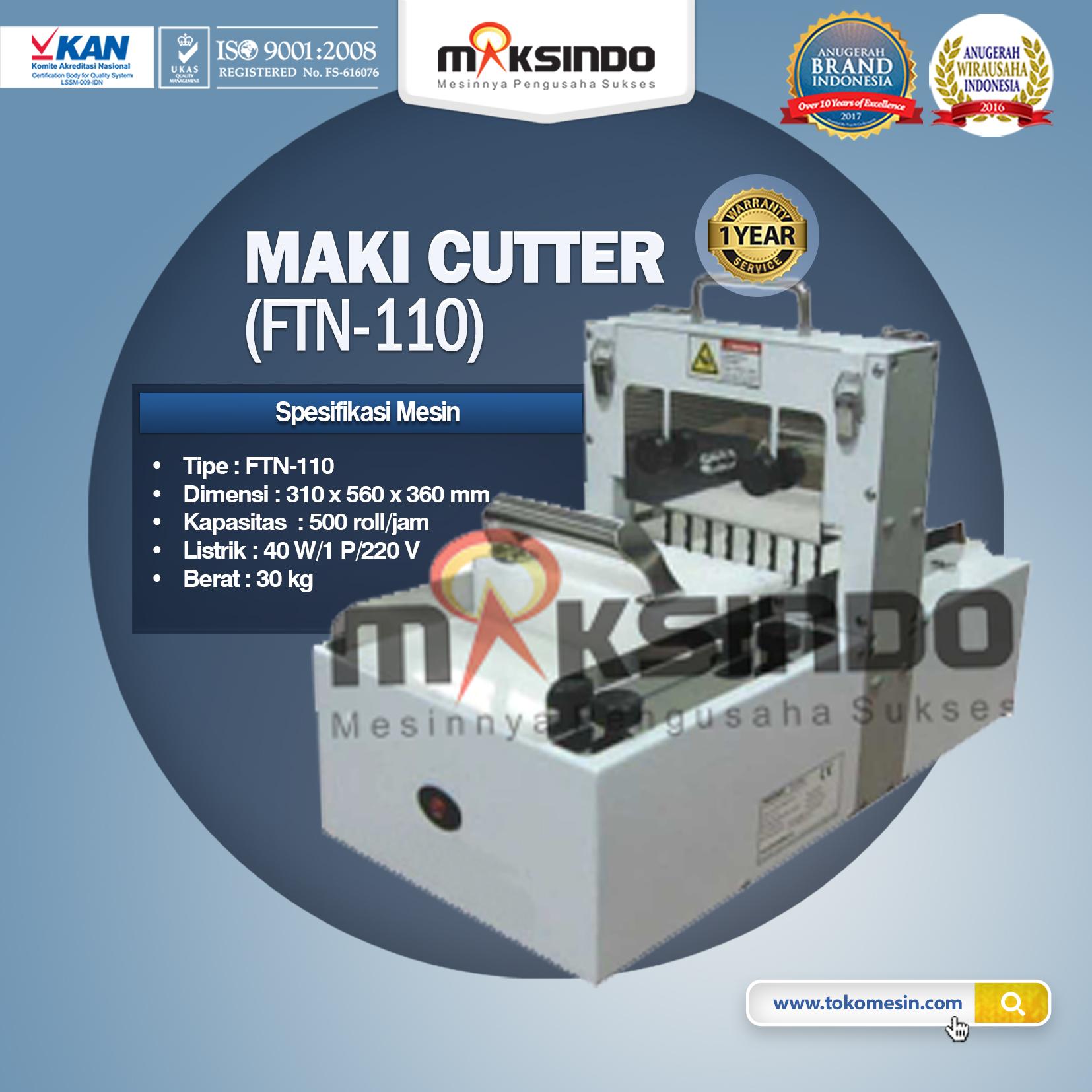 Maki Cutter