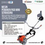 Jual Mesin Pemanen Padi Mini Serbaguna di Tangerang