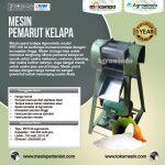 Jual Mesin Pemarut Kelapa di Tangerang