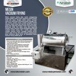 Jual Mesin Vacuum Frying Kapasitas 5 kg di Tangerang