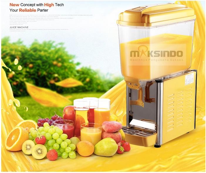 Jual Mesin Juice Dispenser 1 Tabung 15 Liter – DSP-15×1 di Tangerang