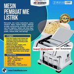 Jual Mesin Pembuat Mie Listrik – MKS-140 di Tangerang