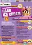 Training Usaha Hard Ice Cream di Bekasi, 21 Agustus 2016