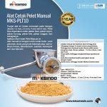 Jual Alat Cetak Pelet Manual – MKS-PLT10 di Tangerang