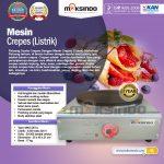 Jual Mesin Crepes (Listrik) Harga Hemat di Tangerang