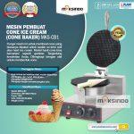 Jual Mesin Pembuat Cone (Cone Baker) Untuk Es Krim di Tangerang