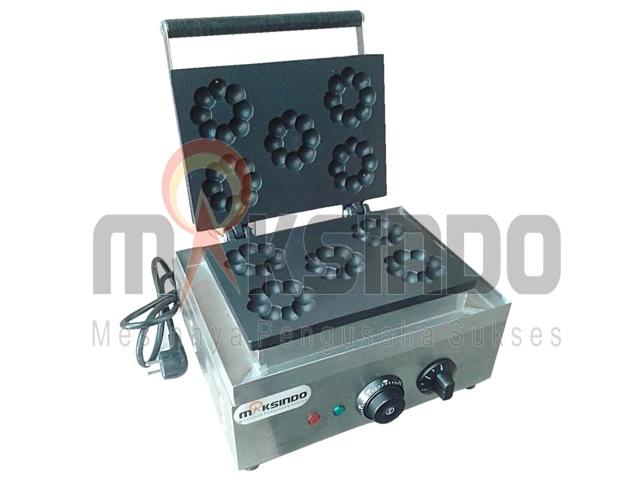 Mesin-Pembuat-Donut-Bentuk-Flower-listrik-2