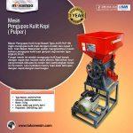 Jual Mesin Pengupas Kulit Kopi (pulper) – AGR-PLP150 di Tangerang