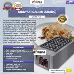 Jual Mesin Takoyaki Gas (28 Lubang) di Tangerang