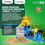 Jual Mesin Pencetak Pelet Ikan Terapung (Diesel) di Tangerang
