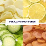 Jual Perajang Manual MULTIFUNGSI Kentang, Singkong dan Sayuran di Tangerang