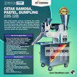 Jual Cetak Samosa, Pastel, Dumpling (CDS-120) di Tangerang
