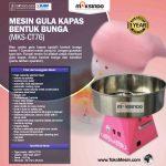 Jual Mesin Gula Kapas Bentuk BungaMKS-CT76 di Tangerang