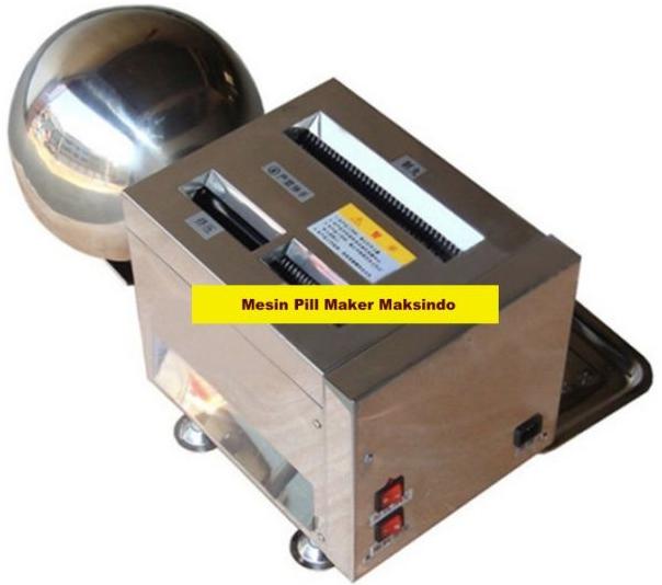 Mesin-Pembuat-Pill-Bulat-Herbal-FMS99-6