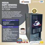 Jual Mesin Kopi Vending 8 Jenis Minuman di Tangerang