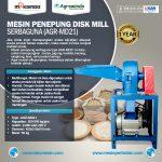 Jual Penepung Disk Mill Serbaguna (AGR-MD21) di Tangerang
