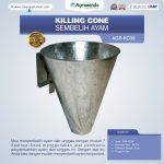 Jual Killing Cone Alat Sembelih Ayam di Tangerang