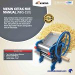 Jual Cetak Mie Manual Untuk Usaha (MKS-150B) di Tangerang