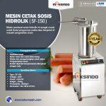 Jual Mesin Cetak Sosis Hidrolik MKS-HDS280 di Tangerang