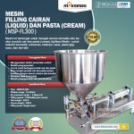Jual Mesin Filling Cairan dan Pasta – MSP-FL300 di Tangerang