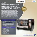 Jual Gas Rotisseries Pemanggang Ayam Vertikal di Tangerang