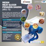 Jual Meat Slicer Pengiris Daging – MKS-70 di Tangerang