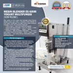 Jual Mesin Blender Es Krim Yogurt Multifungsi di Tangerang