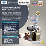 Jual Mesin Penggiling Kopi (MKS-600B) di Tangerang