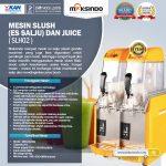 Jual Mesin Slush (Es Salju) dan Juice – SLH02 di Tangerang