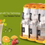 Jual Mesin Slush (Es Salju) dan Juice – SLH03 di Tangerang