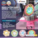 Jual Mesin Cotton Candy + Grobak di Tangerang