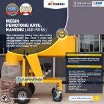 Jual Mesin Pemotong Kayu – Ranting (AGR-POT65) di Tangerang