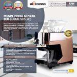 Jual Mesin Press Minyak Biji-Bijian (MKS-J03) di Tangerang