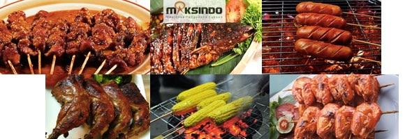 Pemanggang-BBQ-Stainless-gas-4-Tungku-1