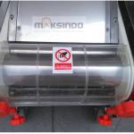 Jual Mesin Cetak Mie MKS-220SS (Roll dan Moulding Stainless) di Tangerang