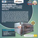 Jual Mesin Oven Roti Gas (MKS-GO11) di Tangerang