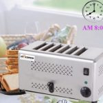 Jual Mesin Bread Toaster (Roti Bakar-D06) di Tangerang