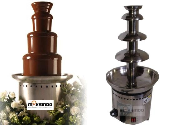 Mesin-Chocolate-Fountain-4-Tier-MKS-CC4