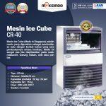 Jual Mesin Pembuat Es Batu (Ice Cuber Machine) di Tangerang