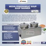 Jual Mesin Penghangat Soup (BMBL2) di Tangerang
