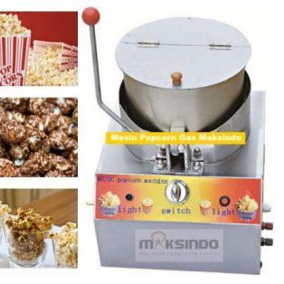 Jual Mesin Popcorn Gas (MKS-POP10) di Tangerang