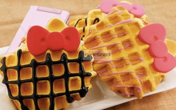 Mesin-Waffle-Bentuk-Hello-Kitty-(Kitty2)-1
