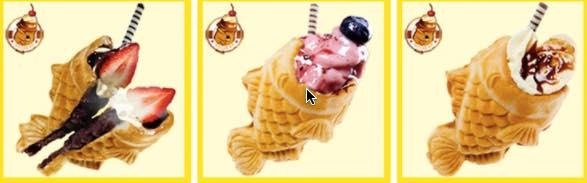 Mesin-Waffle-Taiyaki-Open-Mouth-(ETYK3)-2